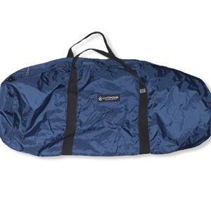 Outdoor products duffle bag camping travel